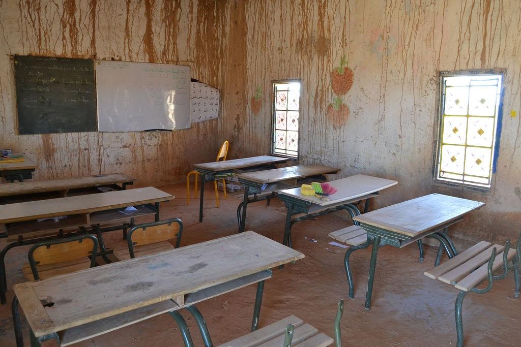School in Morocco