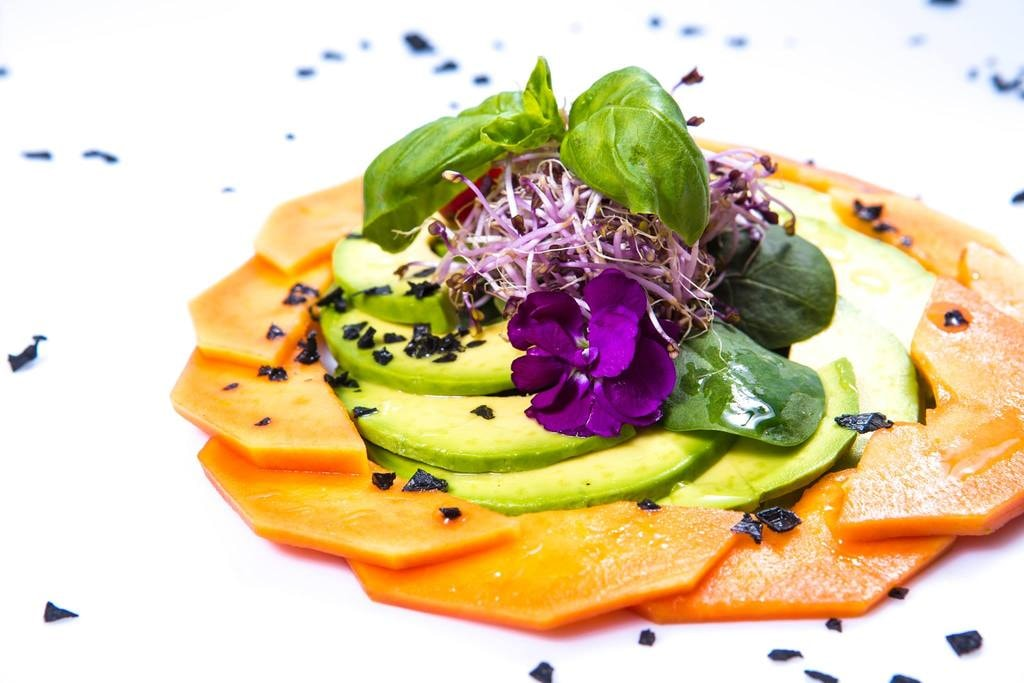 Dishes are served with an artistic flair at Il Margutta | © Courtesy of Il Margutta