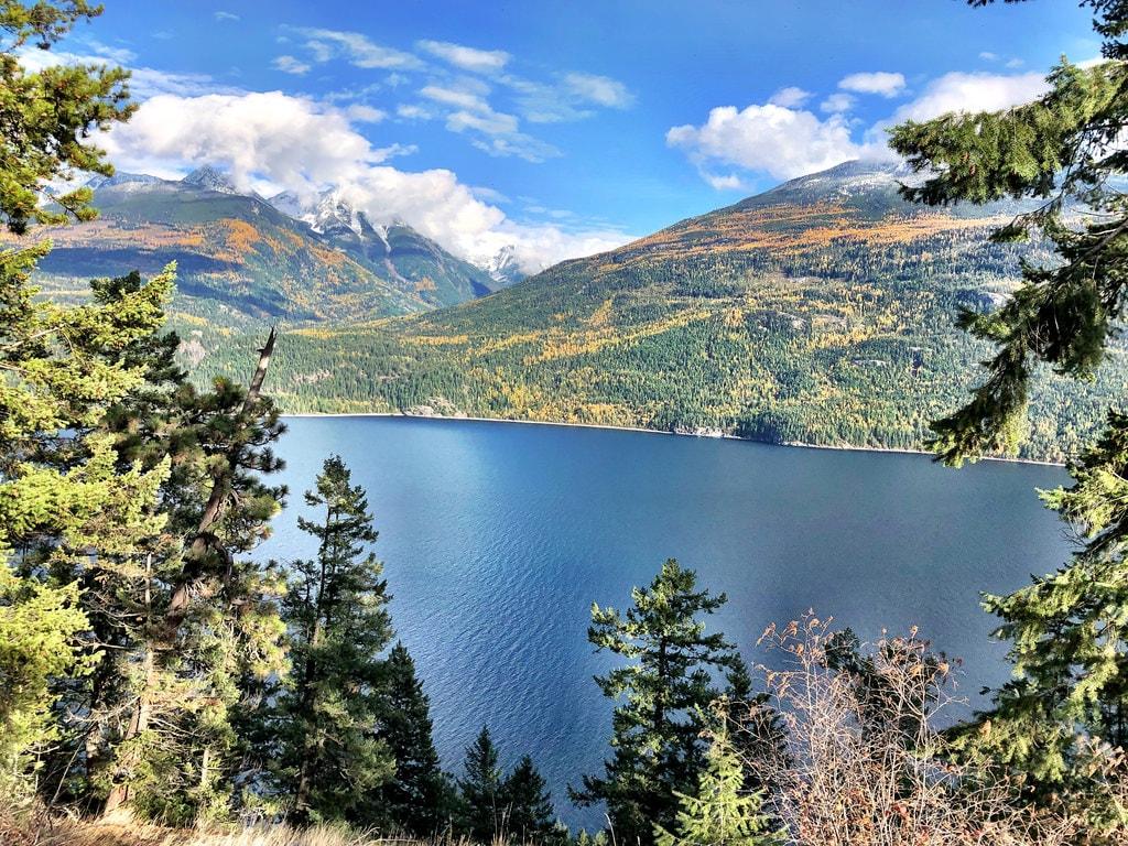 Kootenay Lake from near Kaslo | © D.Taylor in Idaho/Flickr