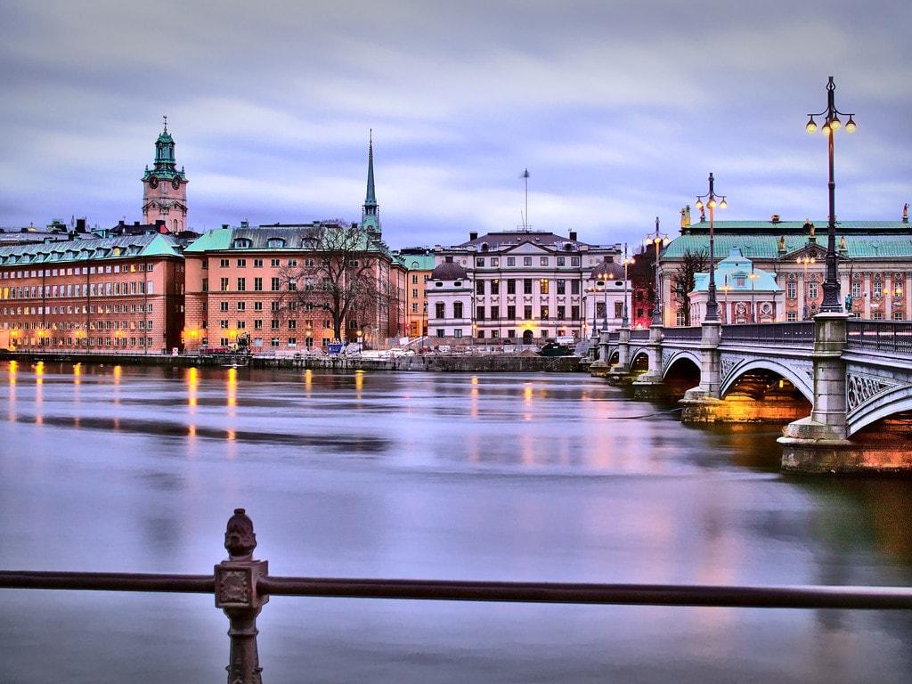 Stockholm   © Thomas Fabian / Flickr
