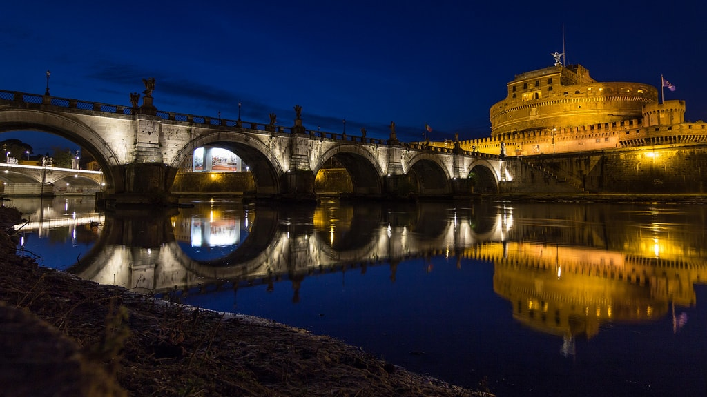 Castel Sant'Angelo   © Stefano Avolio/Flickr