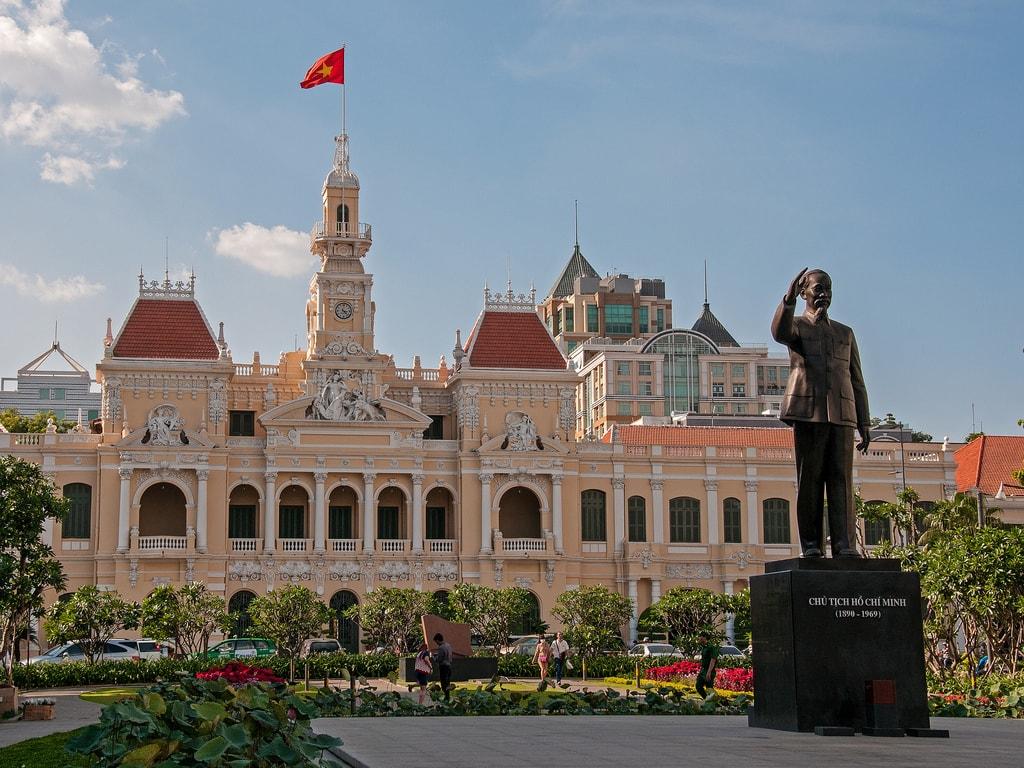 Uncle Ho in Ho Chi Minh City | © bvi4092/Flickr