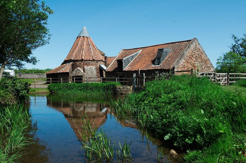 Preston Mill | © Magnus Hagdorn / Flickr