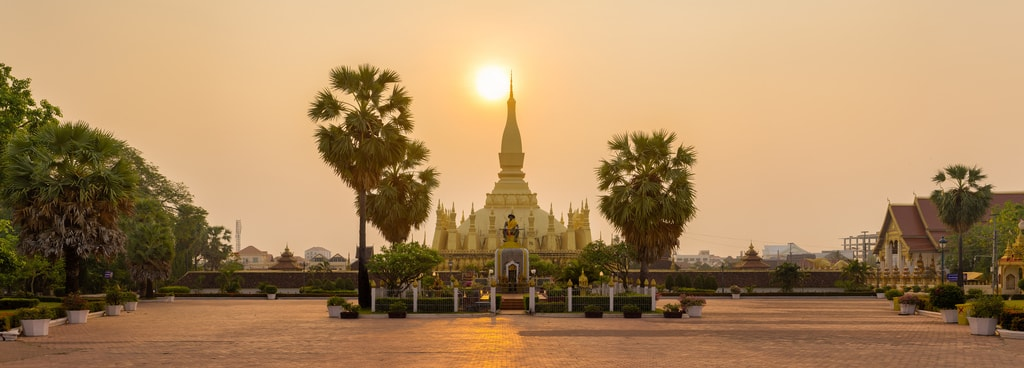 Pha That Luang | © Benh LIEU SONG/Flickr