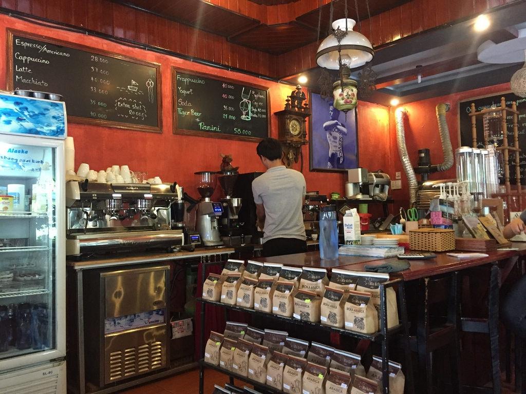 Mia Coffee in Hoi An   © Bex Walton/Flickr