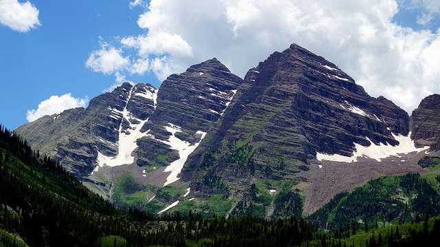 Maroon Bells, Aspen | © Mr.Lujan / Flickr