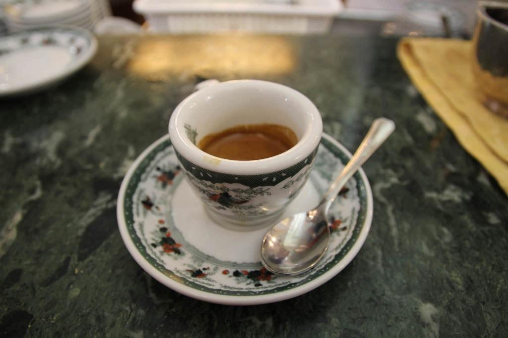 Gran Caffè Gambrinus | © Bex Walton/Flickr