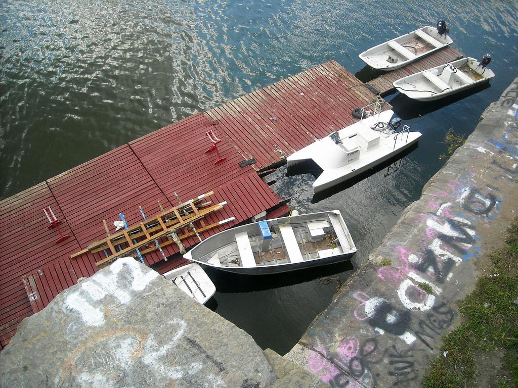 Graffiti Cliffs DC | © NCinDC / Flickr