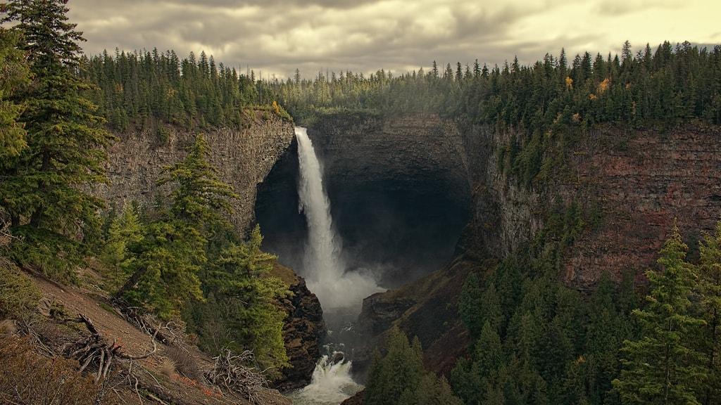Helmcken Falls | © Tinker & Rove/Flickr
