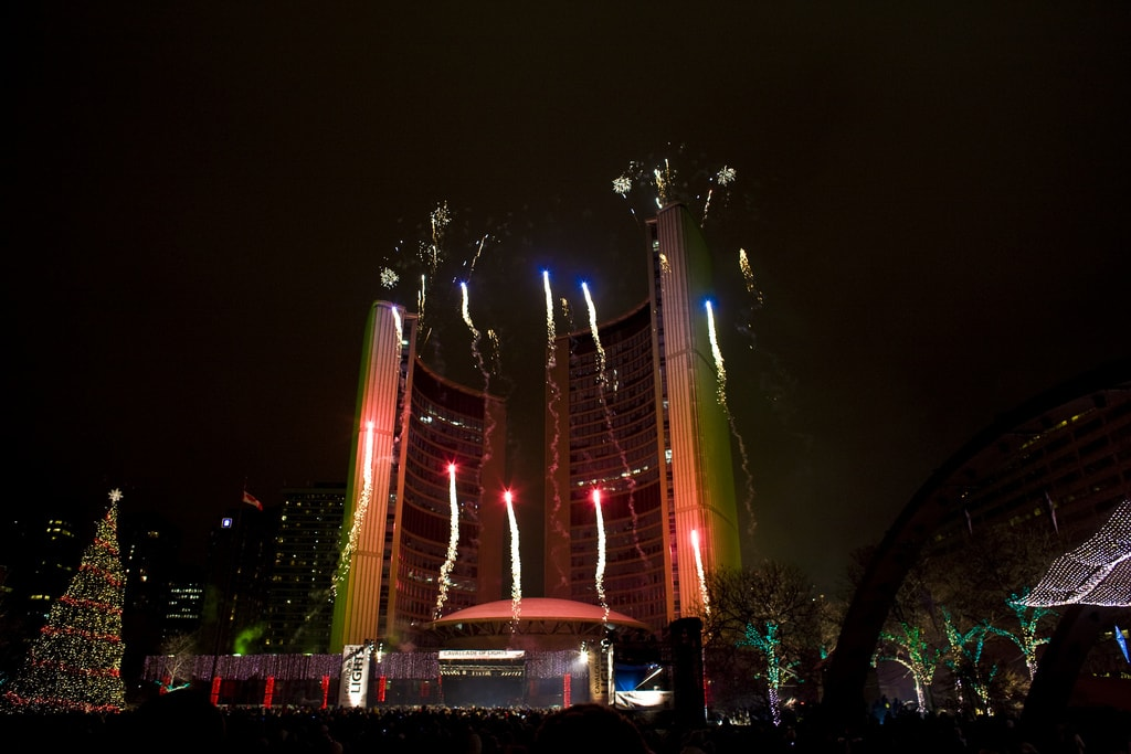 Cavalcade of Lights Fireworks | © Owen Byrne/Flickr