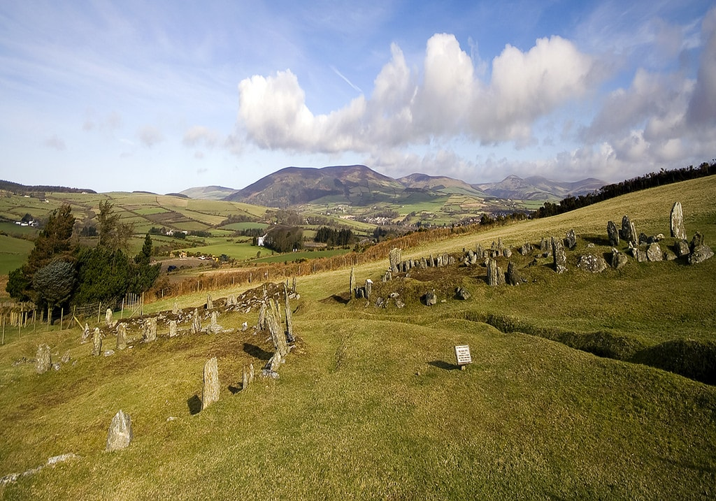 The Braaid on the Isle of Man   © Culture Vannin / Flickr
