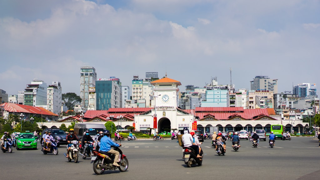 Busy Ho Chi Minh City | © Ludovic Lubeigt/Flickr