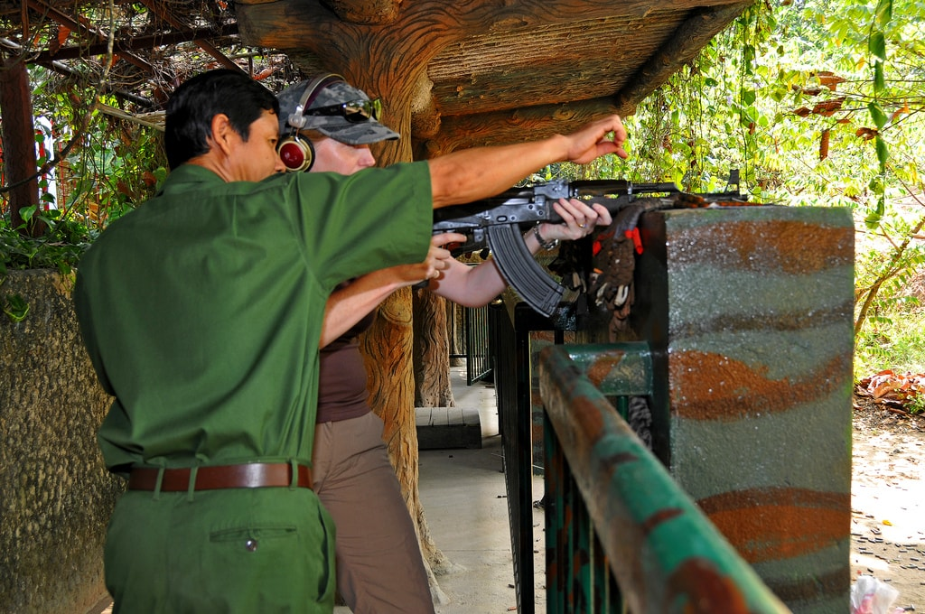 Bất kỳ súng hạt ở Việt Nam cần phải thử này |  © Dennis Jarvis / Flickr