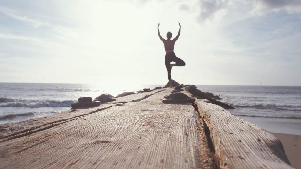 Yoga | © Marion Michele/Unsplash