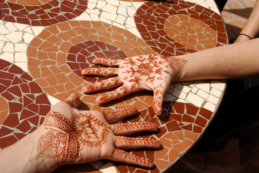 A Guide To Henna Traditions In Morocco