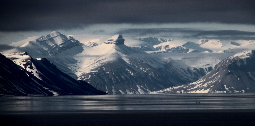 The Isfjord   © Guillaume Baviere / Flickr