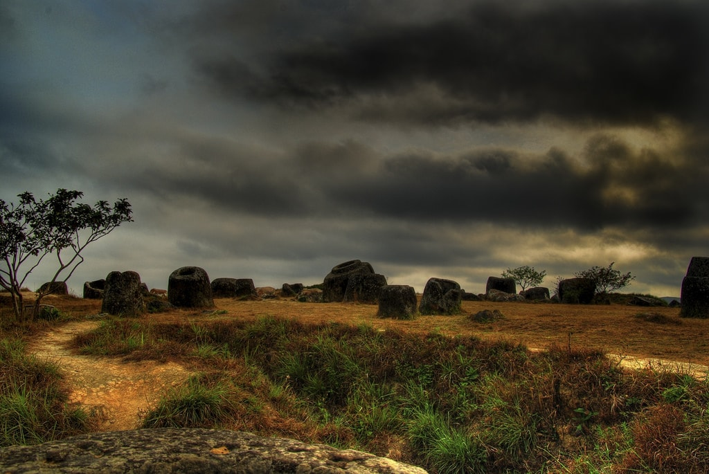 Plain of Jars | ©Peverus/Flickr