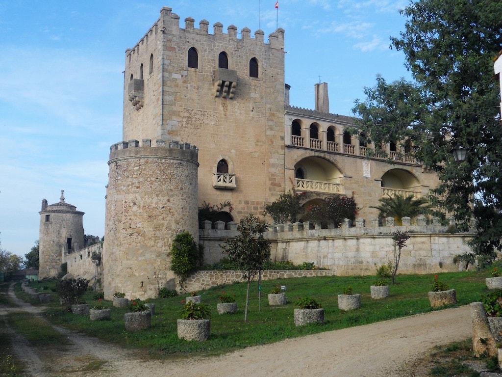 Castillo de Piedrasbuenas, Badajoz