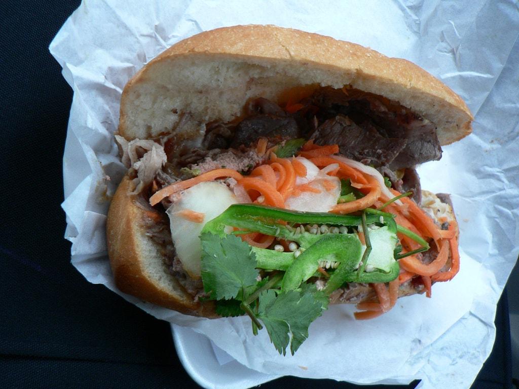 Heavenly sandwich | © stu_spivack/Flickr
