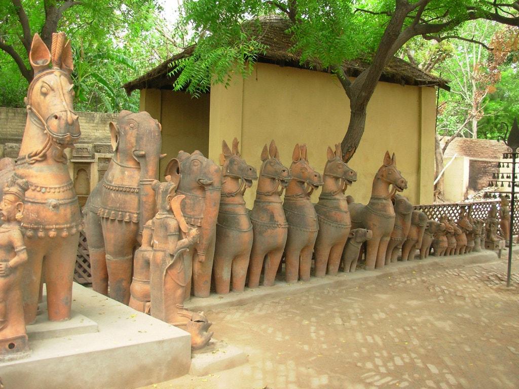 Crafts Museum, New Delhi