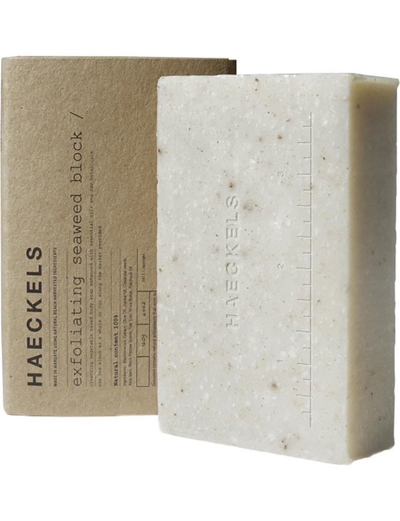 Haeckels soap, £18