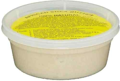 REAL African Shea Butter Pure Raw Unrefined From Ghana | Courtesy of Amazon