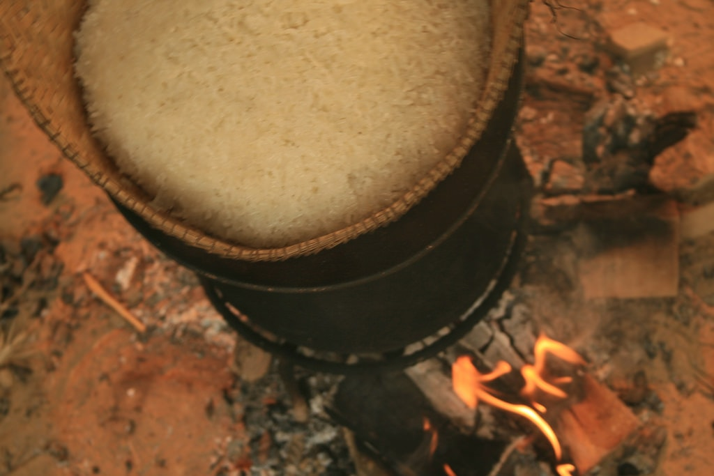 Sticky Rice | © mattjkelley/Flickr