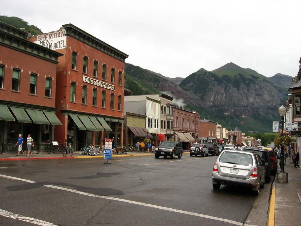 City of Telluride | © Ken Lund / Flickr
