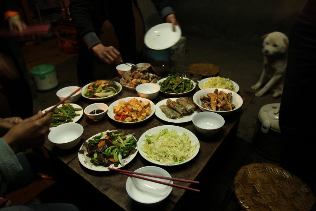 Yet another Vietnamese feast   © Jeremy Weate/Flickr