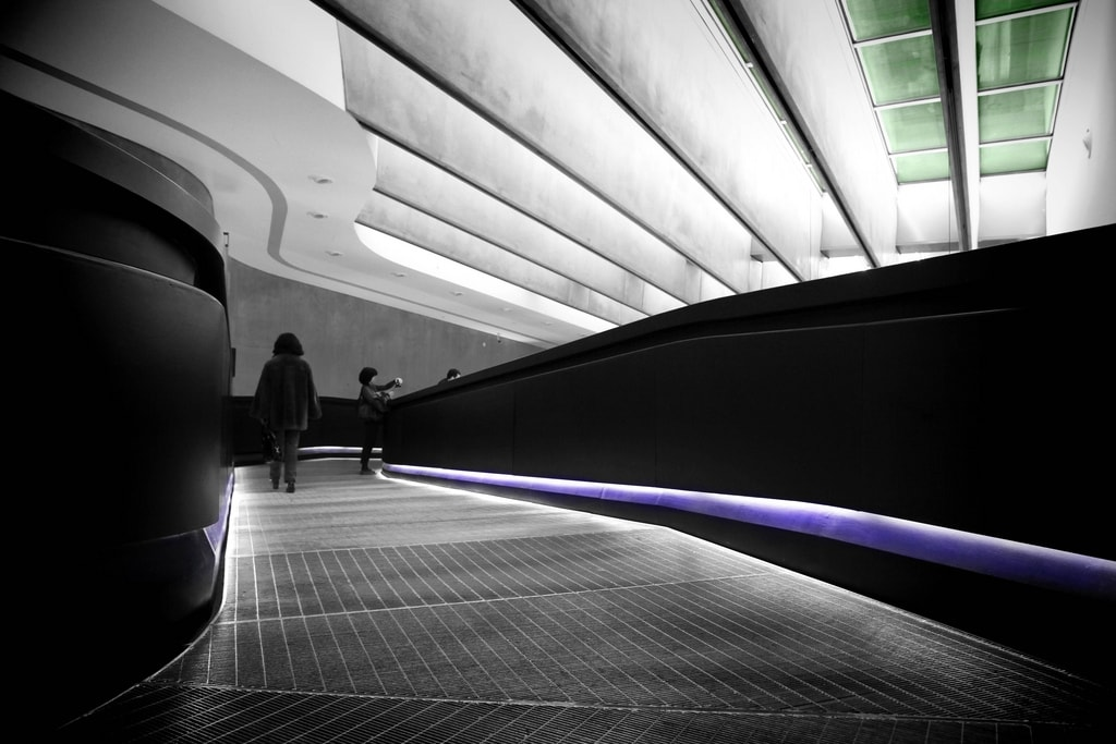 The MAXXI | © Simone Artibani
