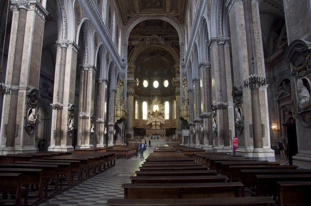 Naples' Cathedral | © Aleksandr Zykov/Flickr