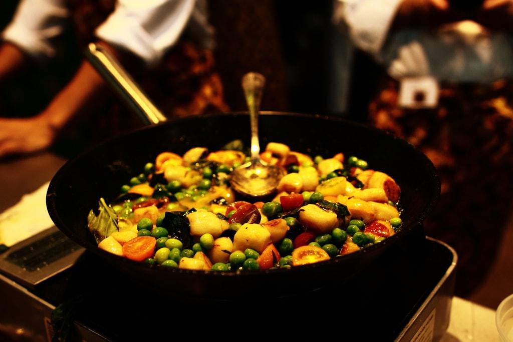 Stir Fry   © Angie Chung / Flickr