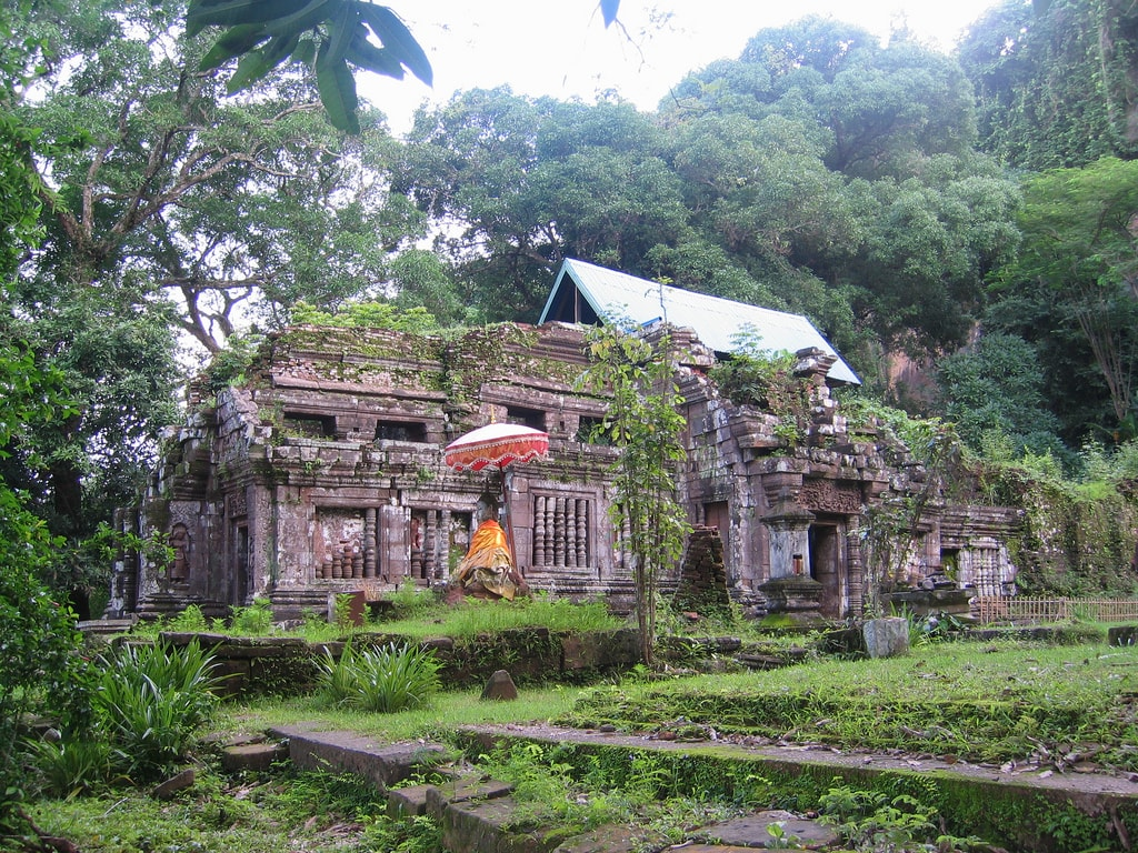 Wat Phou | © Ken Marshall/Flickr
