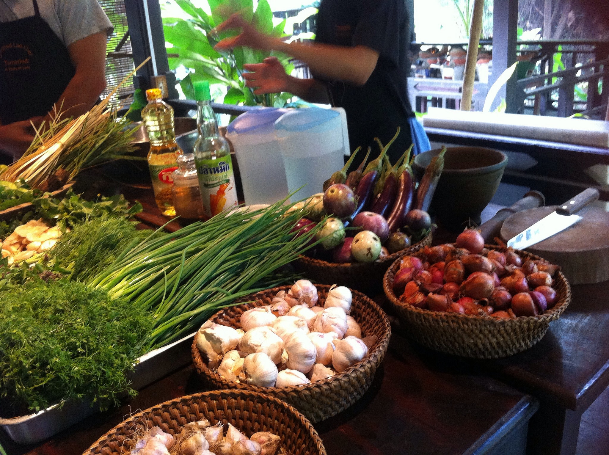 Lao Cooking Class | ©Amy Zirkle/Flickr
