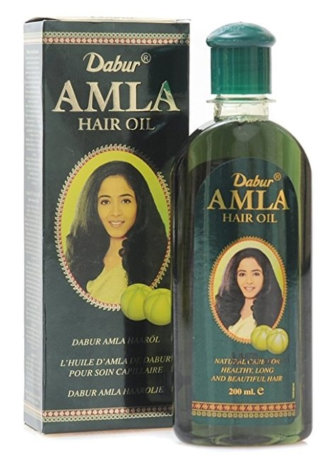 Dabur Amla Hair Oil | Courtesy of Amazon