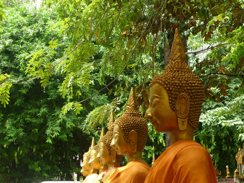 Wat Si Muang | © damien_farrell/Flickr