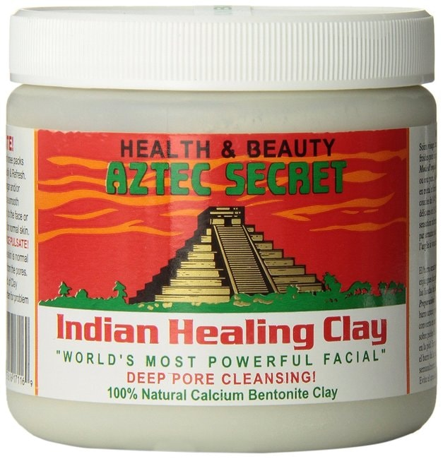 Aztec Secret Indian Healing Clay Deep Pore Cleansing | Courtesy of Amazon