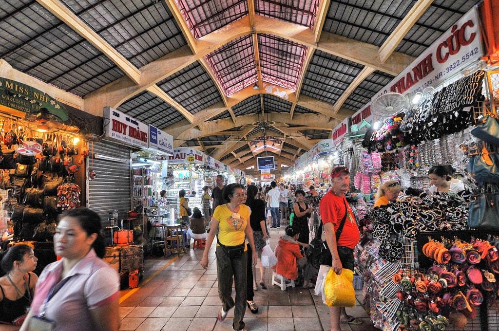Ben Thanh Market | © chee.hong/Flickr
