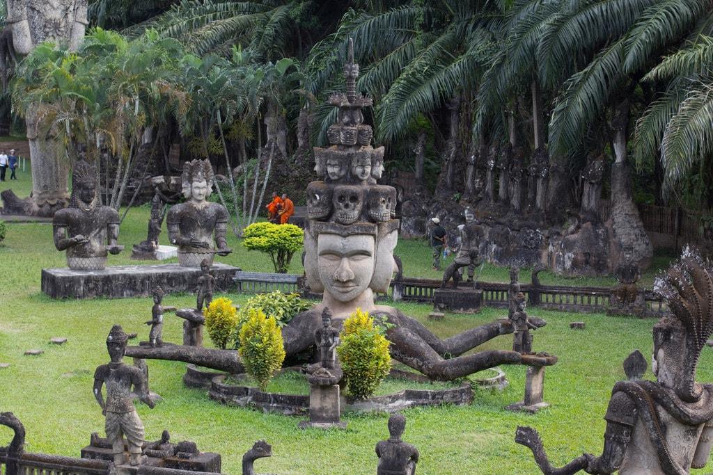 Buddha Park | © Nick Hubbard/Flickr