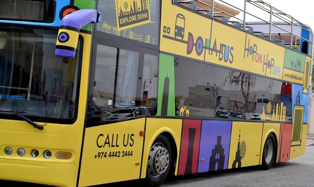 Doha Bus City Tour