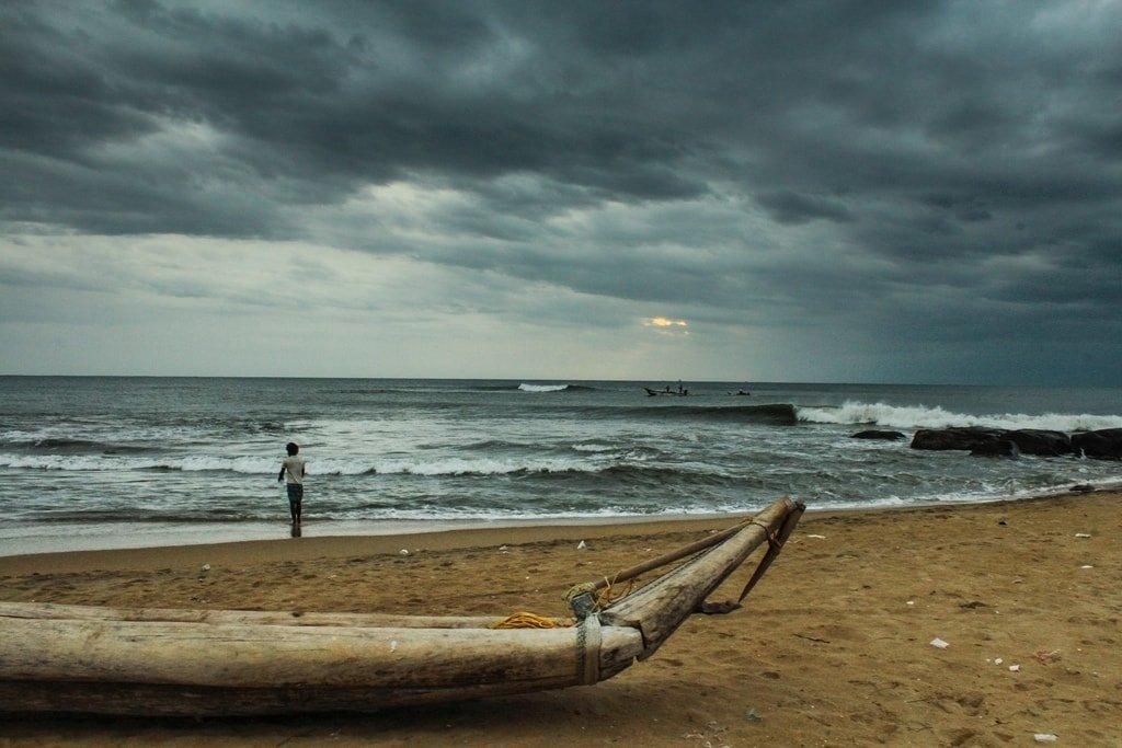 Chennai Beach Kovalam