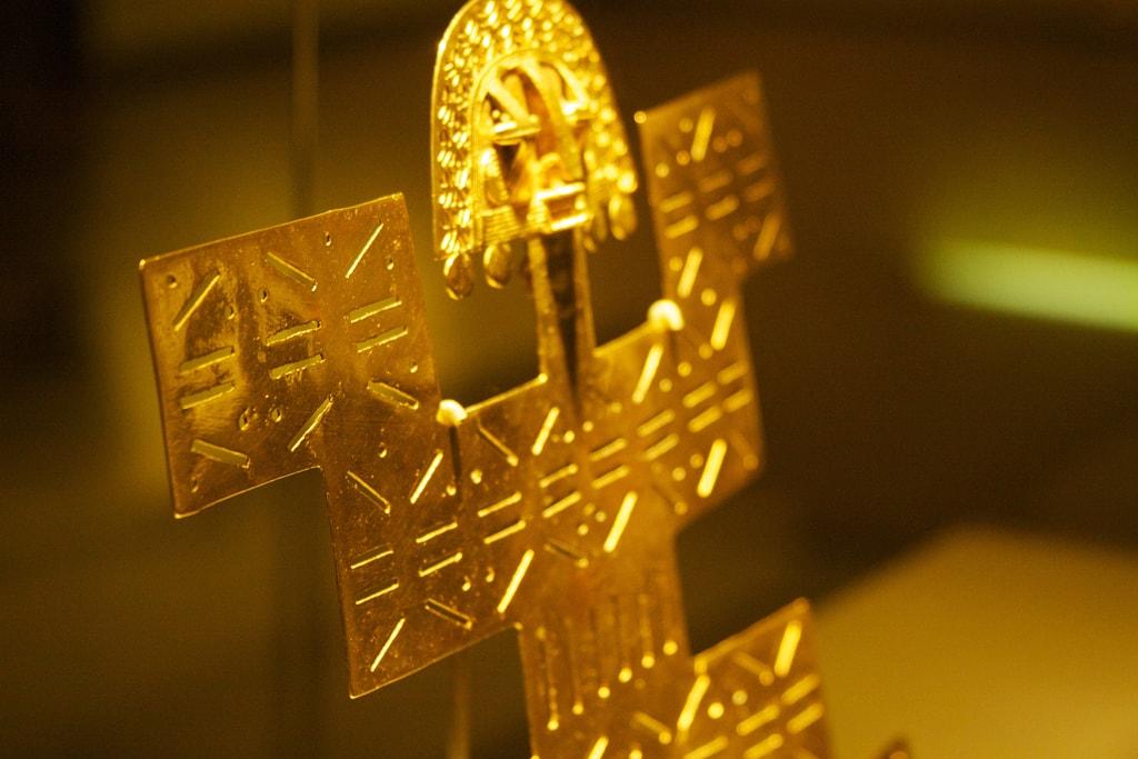 Museo del Oro in Bogota, Colombia   ©McKay Savage/Flickr