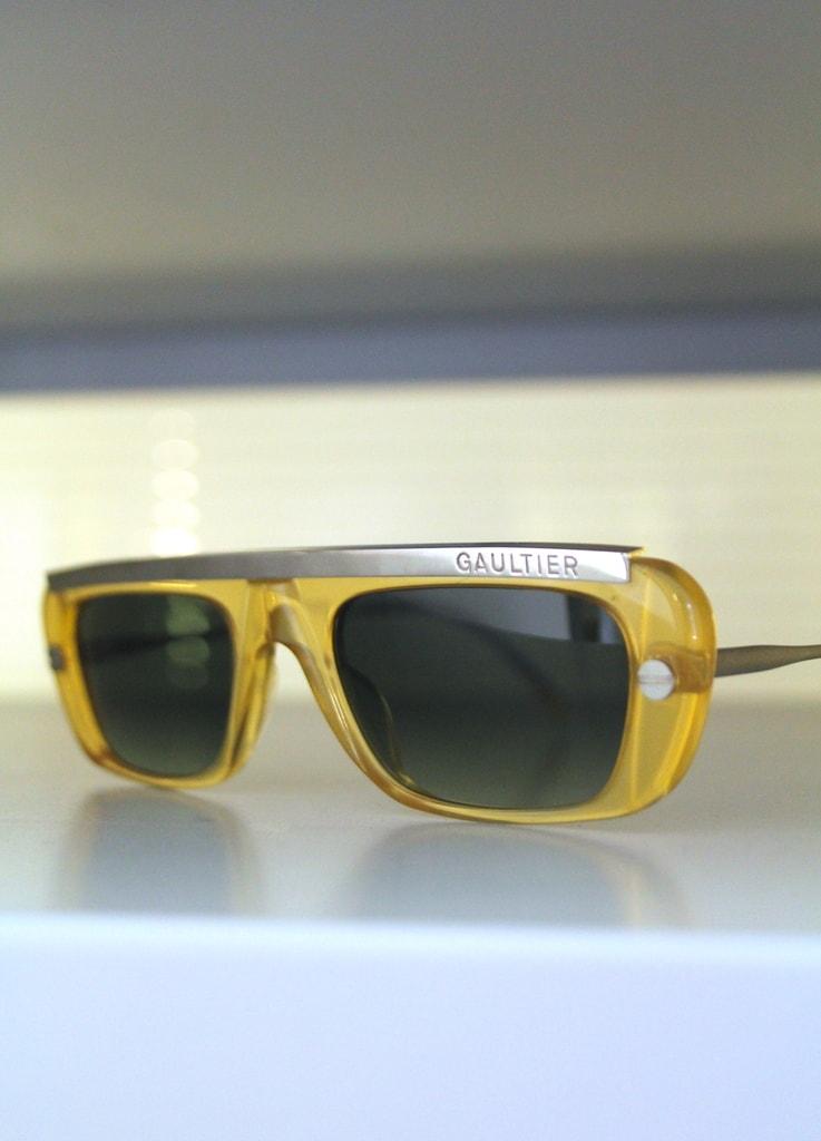 '90s Gaultier frames   © General Eyewear