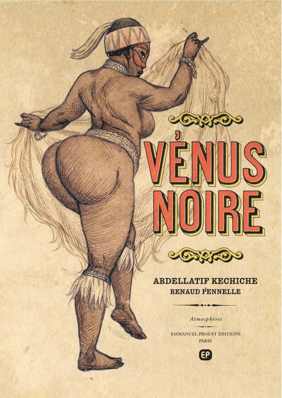 Venus Noire poster
