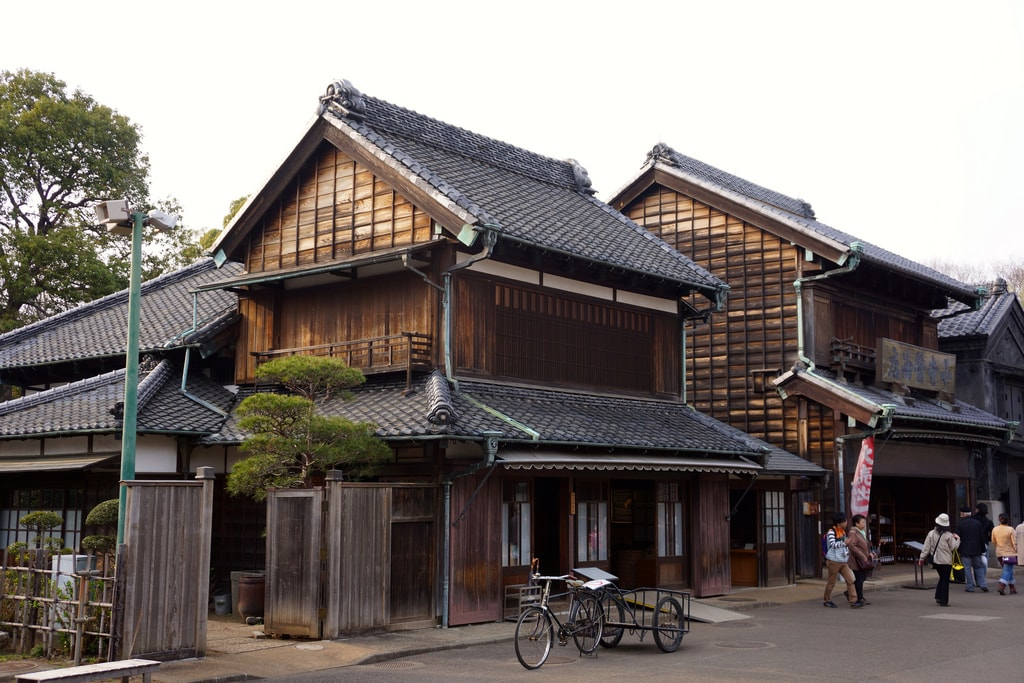 edo tokyo architecture japanese air open museum architectural traditional japan flickr culture ohno kentaro history historical recreated antique credit