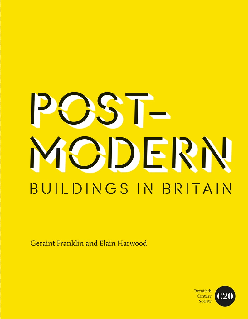 Post Modern Buildings in Britain
