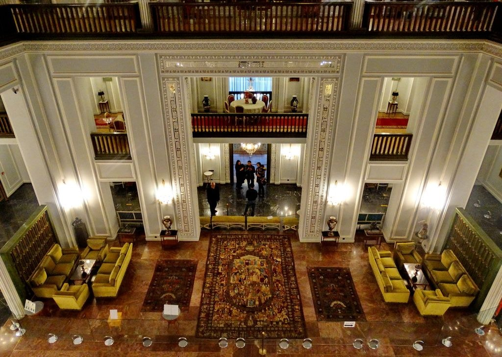 Inside Niavaran Palace | © Rasool abbasi17 / Wikimedia Commons