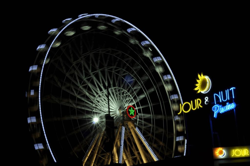 Agadir wheel