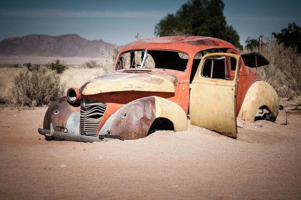Abandoned ca