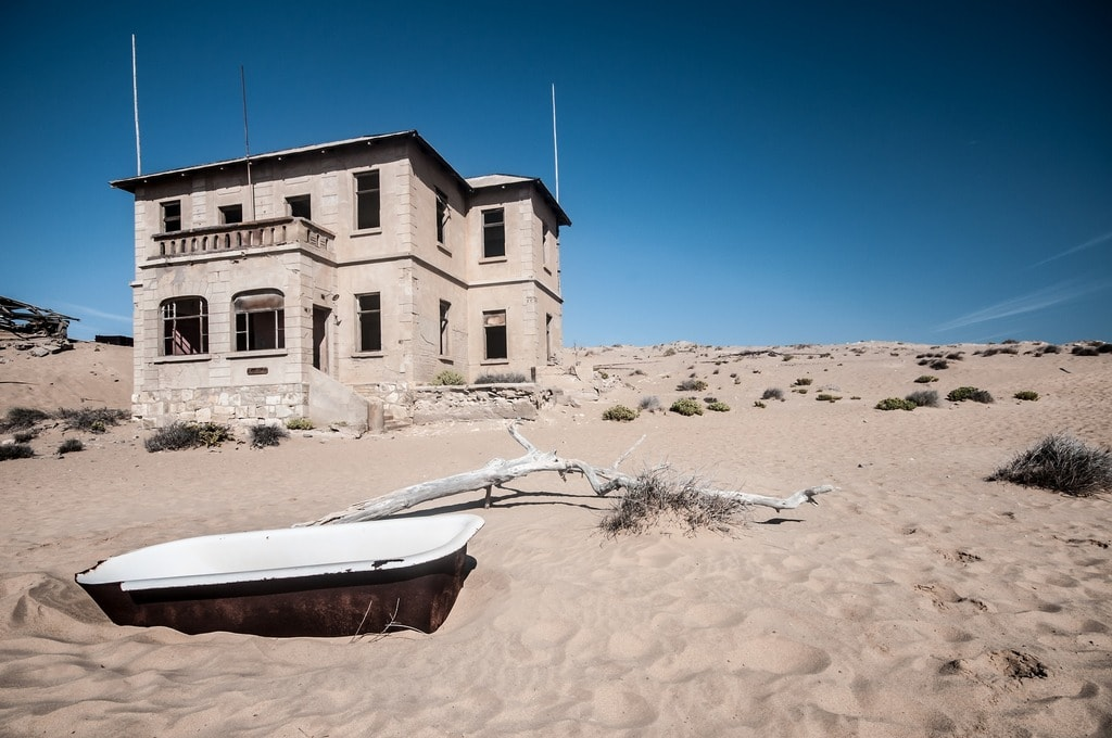 Discover The Ghost Towns Of Namibia S Skeleton Coast